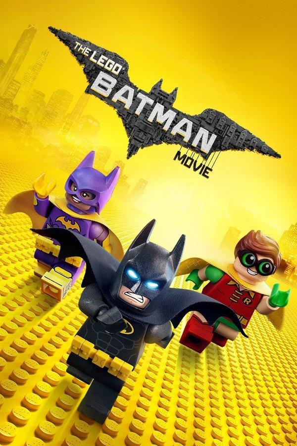 The Lego Batman Movie - age 7+