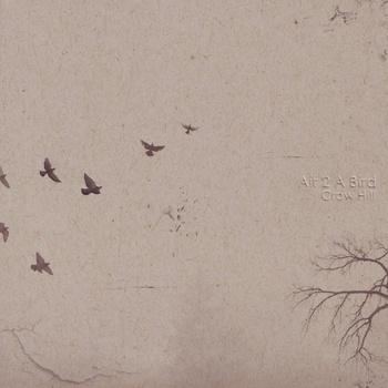 Air 2 A Bird  (Amos Miller & Gabriel Teodros) -  Crow Hill   (independent, 2010)