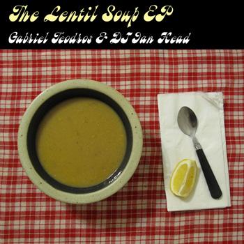Gabriel Teodros & DJ Ian Head -  The Lentil Soup EP   (Everyday Beats, 2011)