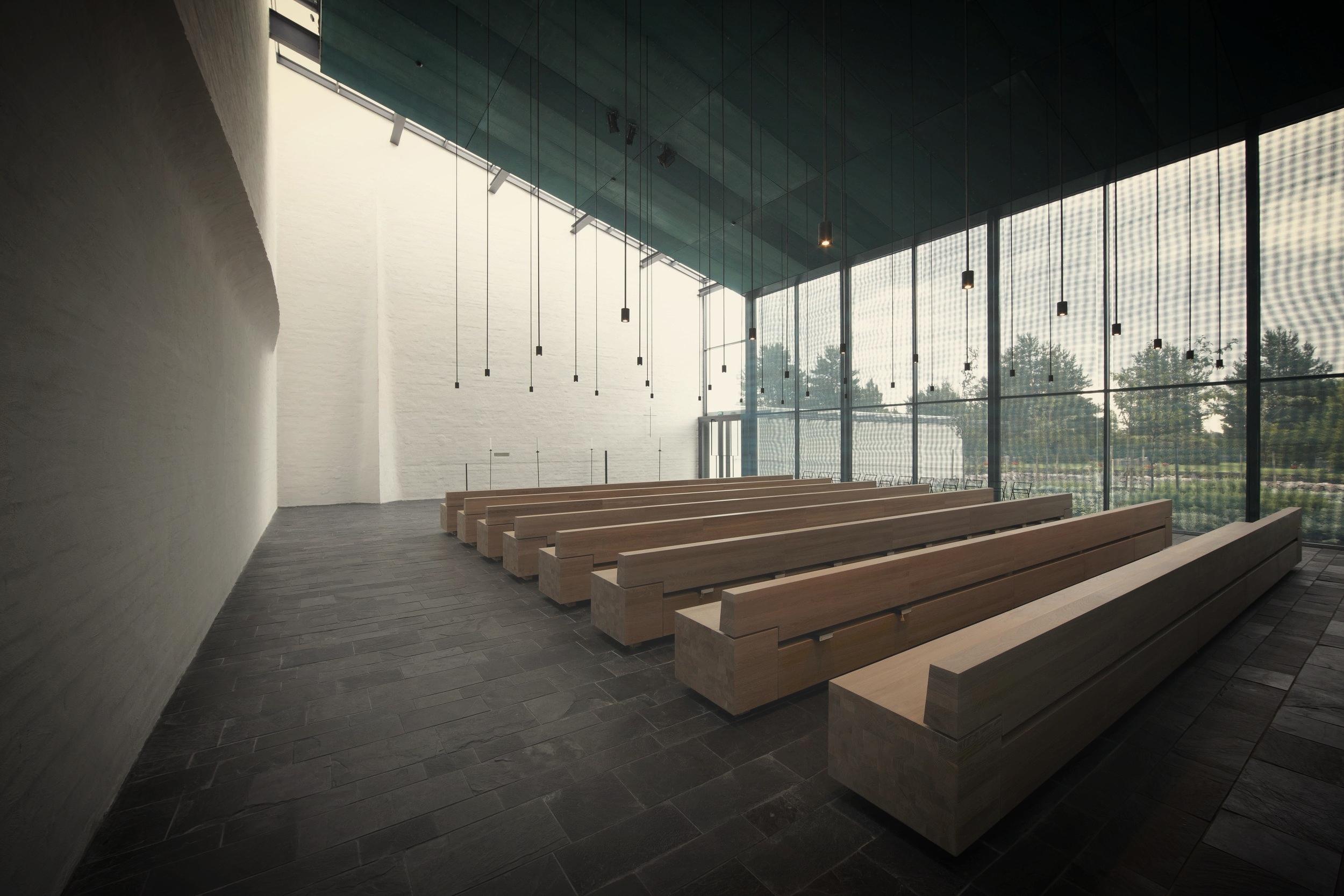 Pyhän Laurin Kappeli, Vantaa 2009 - 2010 / St. Lawrence chapel in Vantaa 2009 - 2010 / Avanto Architects