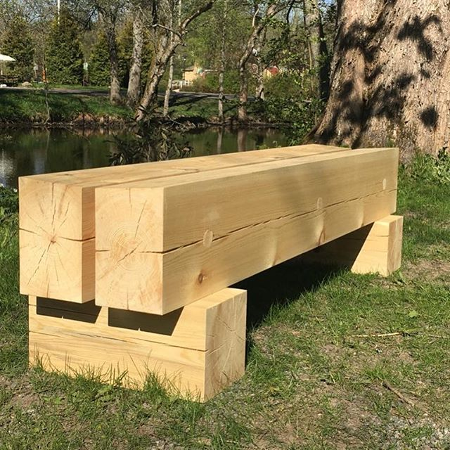 Pine bench for Fiskars Biennale 2019. Design by the master Harri Koskinen himself. Always pleasure to work with him.  #pslwooden #wooden #woodenfinland #woodworking #craftmanship #handmade #madeinfinland #pine #fiskarsvillage #fiskarsvillagebiennale #verynicework #youngtalentedemployees #harrikoskinen #friendsofindustry