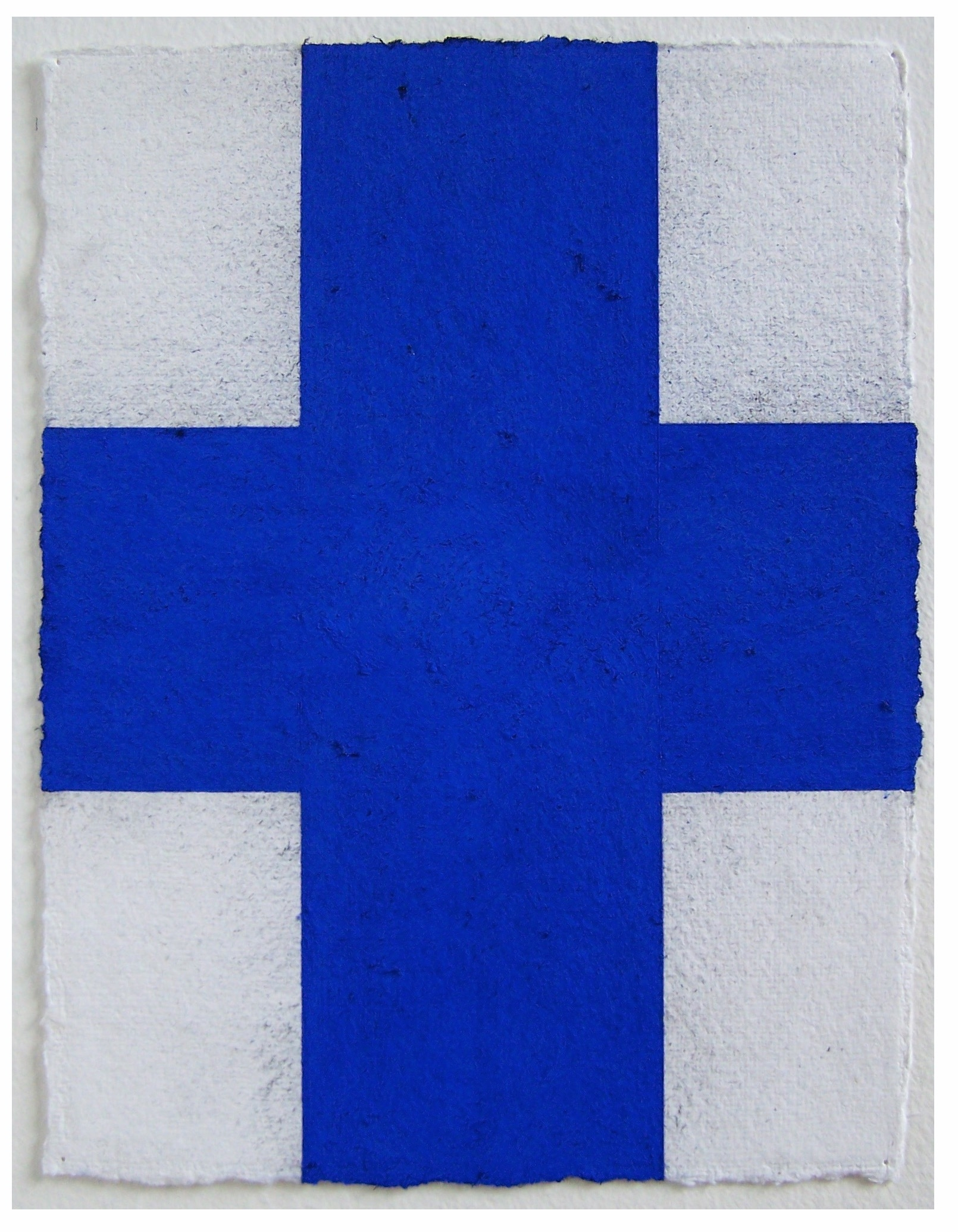 Light Blue Cross