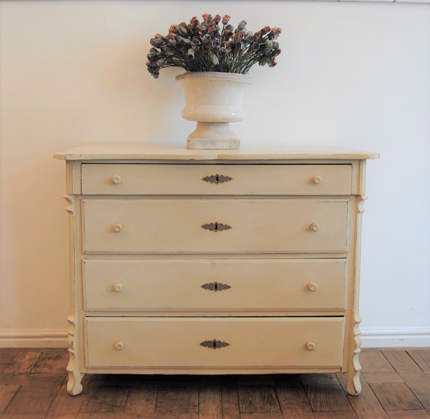 French Affair Chest of Drawers.