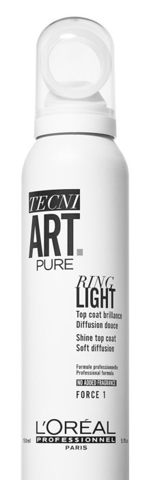 L'Oreal Tecni Art Ring Light Shine Spray