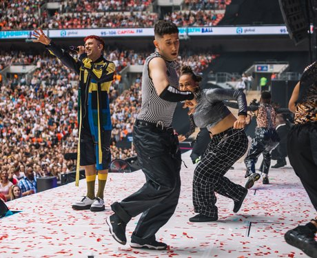 YEARS & YEARS @ Capital's Summertime Ball, Photo: Giles Smith