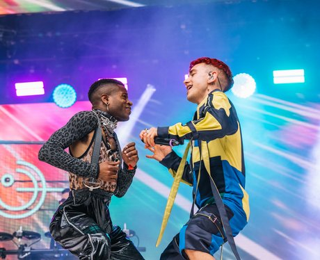 YEARS & YEARS @ Capital's Summertime Ball, Photo: Joshua Atkins