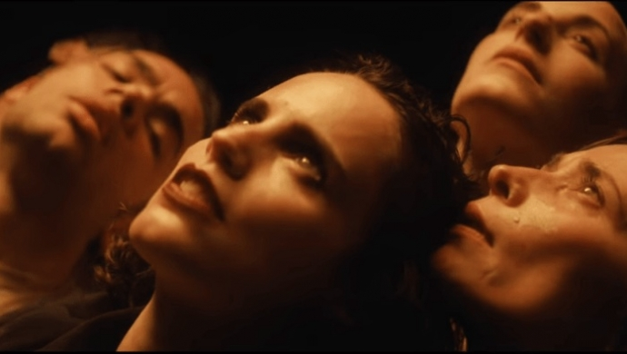 ANNA CALVI 'Don't Beat The Girl out of My Boy', Directed by William Kennedy