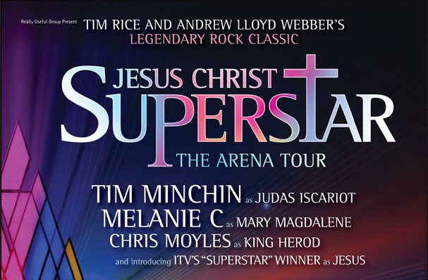 Jesus Christ Superstar @ World Tour• Artist Agent