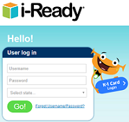 i-Ready Login