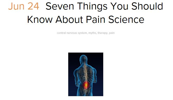 Seven Things you Should know about pain science image.JPG