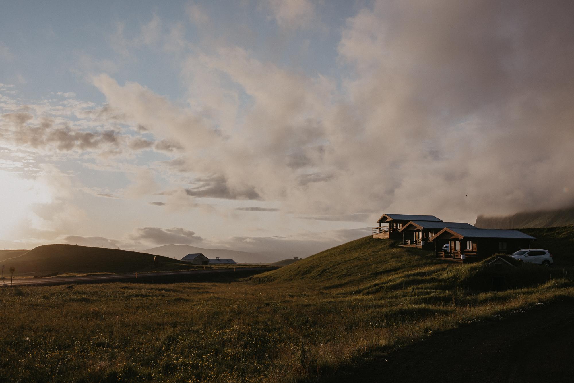 Iceland engagement elopement photographer road trip reynisfjara