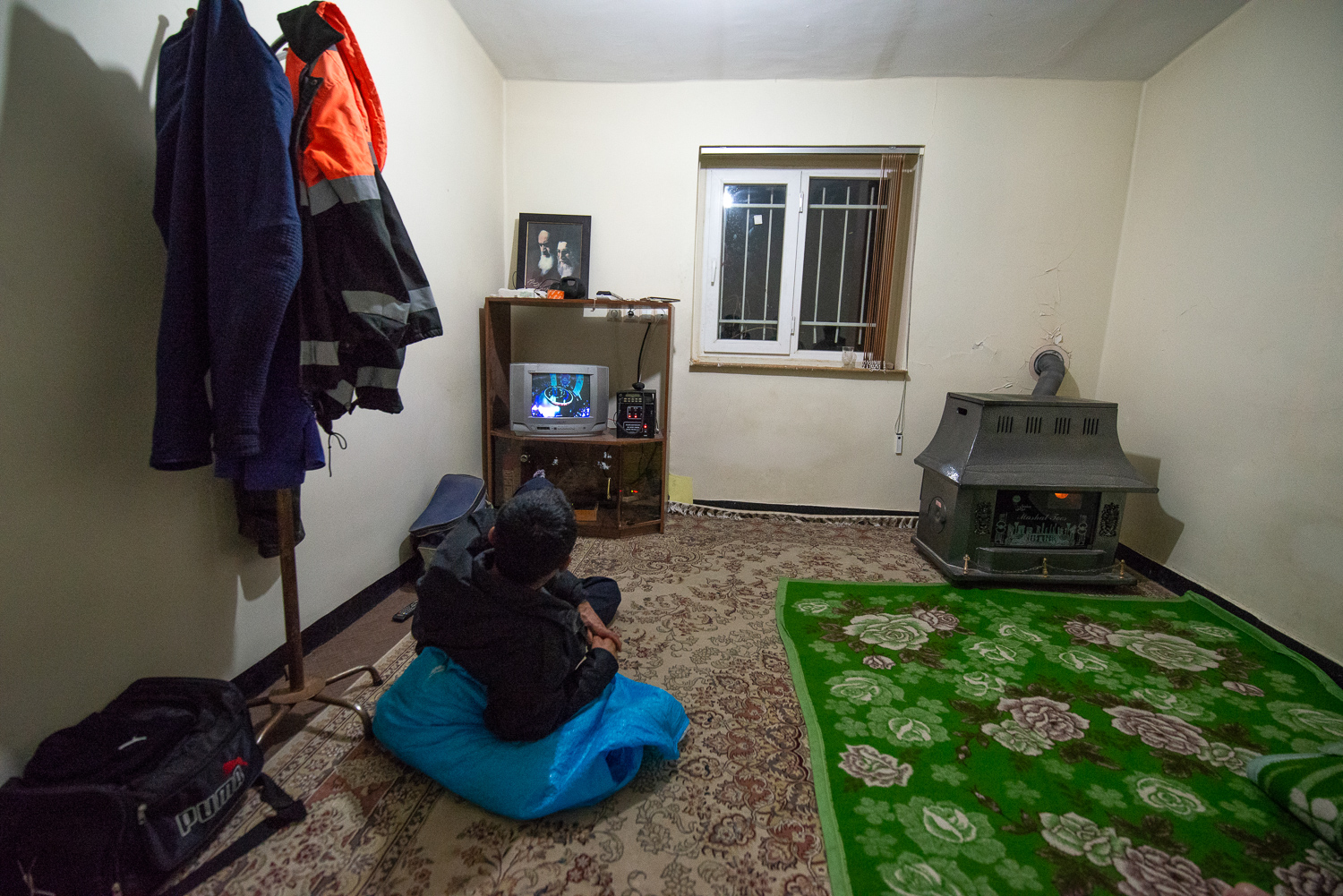 Morteza is more fresh, watches Iranian national TV instead!