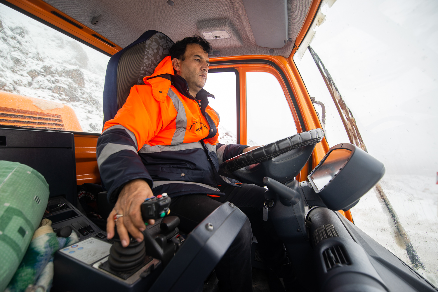 Hamid has been in this hard job for the last 18 years!