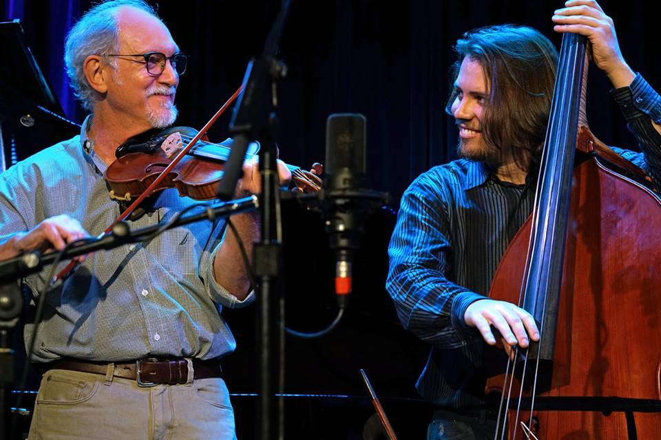 With Bruce Molsky (Megan McGarry Trio)