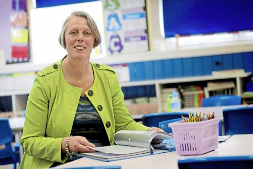 Louise Regan - Louise Regan is a former headteacher and past President of the National Education Union, National Union of Teachers section.