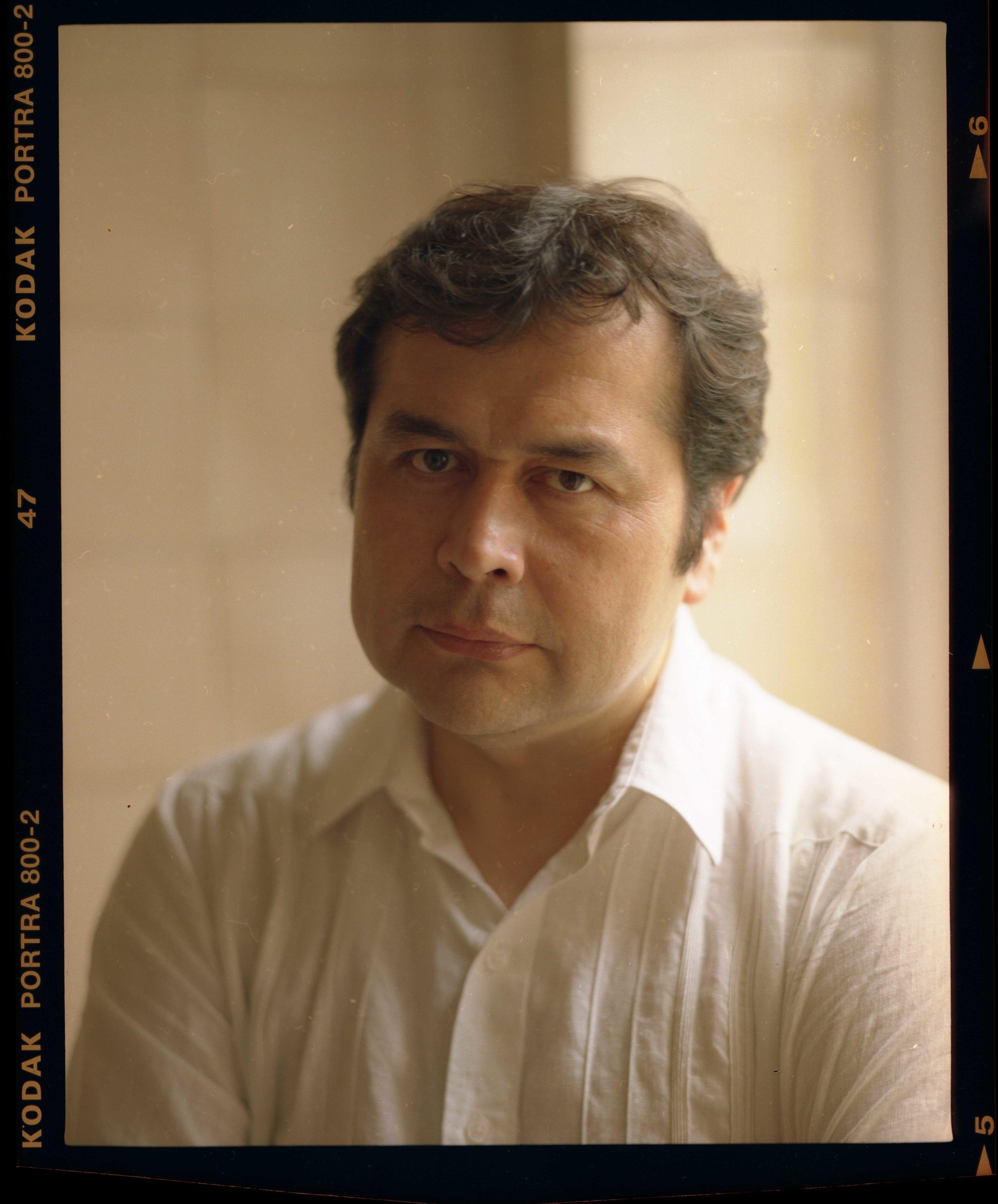 Gonzalo Maza - Screenwriter of A Fantastic Woman & Gloria