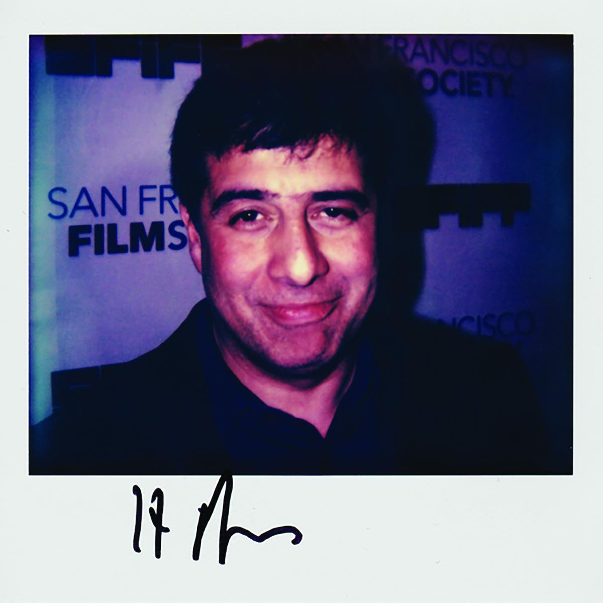 HOSSEIN AMINI - Screenwriter of Drive, McMafia & Two Faces of January