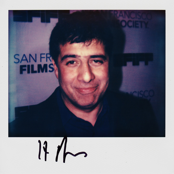 HOSSEIN AMINI - Screenwriter of Drive, McMafia and Writer & Director of Two Faces of January