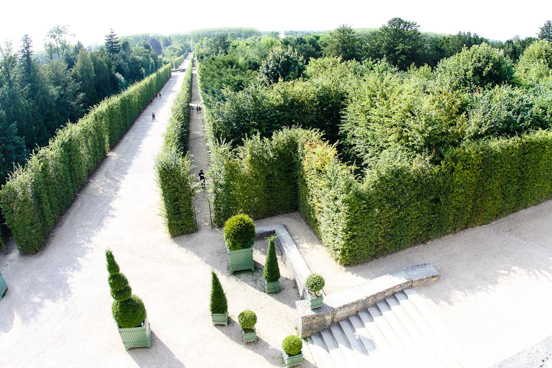 Gardens full of secret pathways