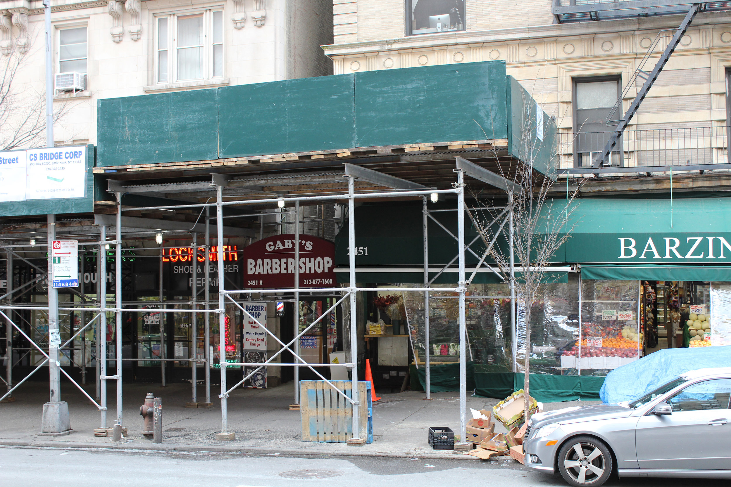 This section of the Upper West Side presents an eclectic mix of shops that have managed to hold on for several decades, alongside newcomers, like  Soul Cycle ,  Le Pain Quotidien ,  Petco , and  Equinox .