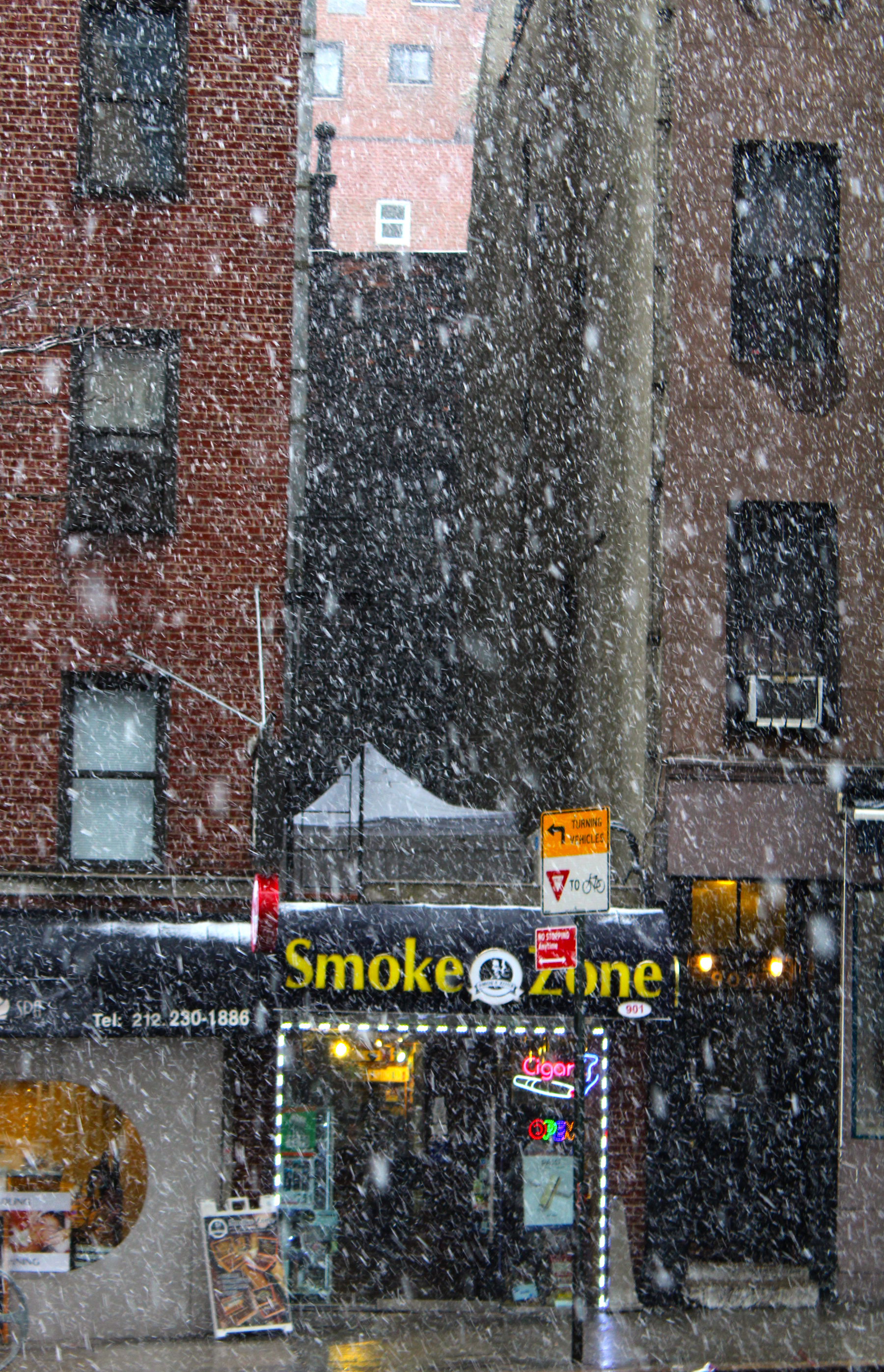Smoke Zone is one of the between  4,000-6,000 Yemeni-owned bodegas and smoke shops  in the the city.