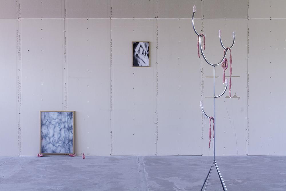 Installation view of the exhibition Gelwane at  KH7 Artspace  Photo : Luna Lund Jensen
