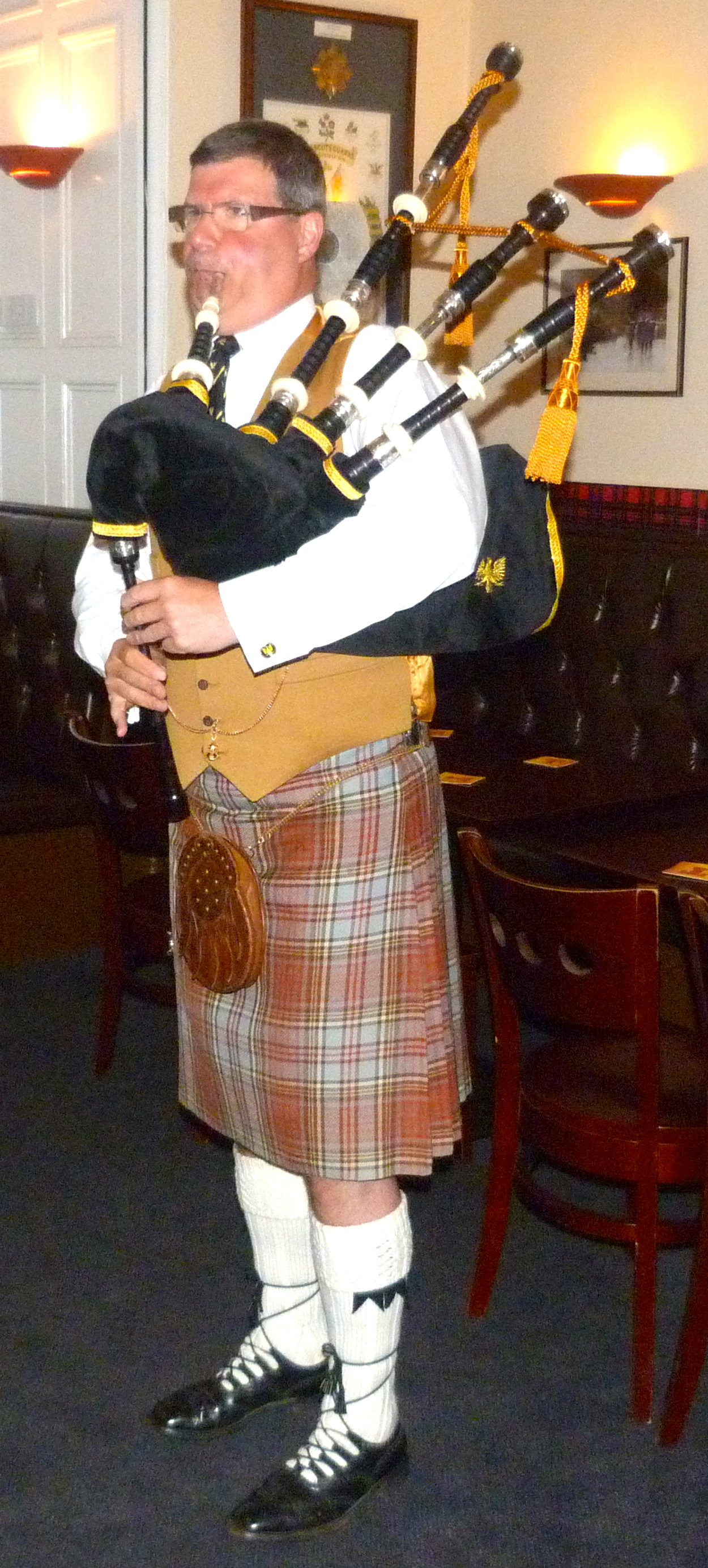 Eagle Pipers' Society, Edinburgh