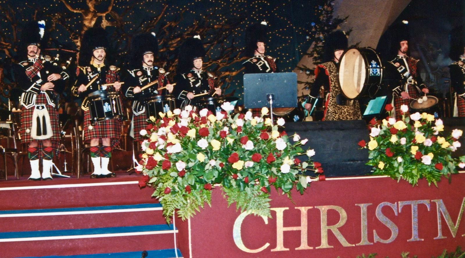 Christmas Concert at the Vatican City, Rome