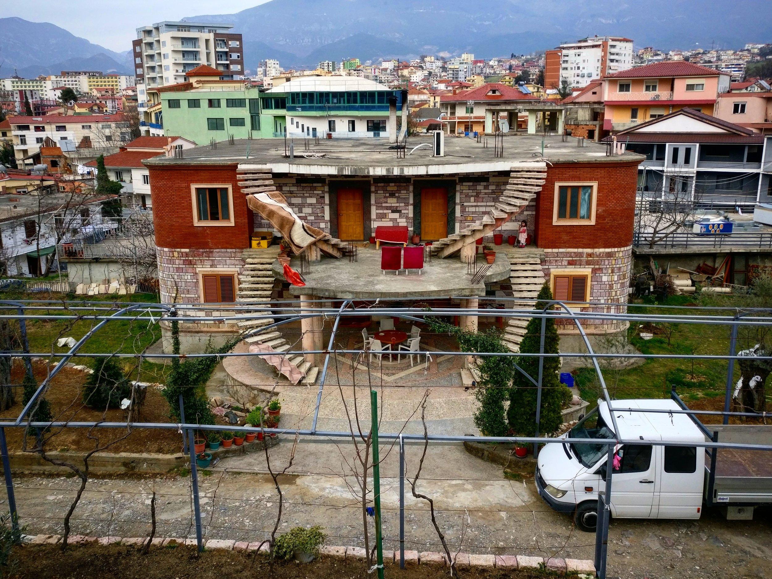 Communist-style housing
