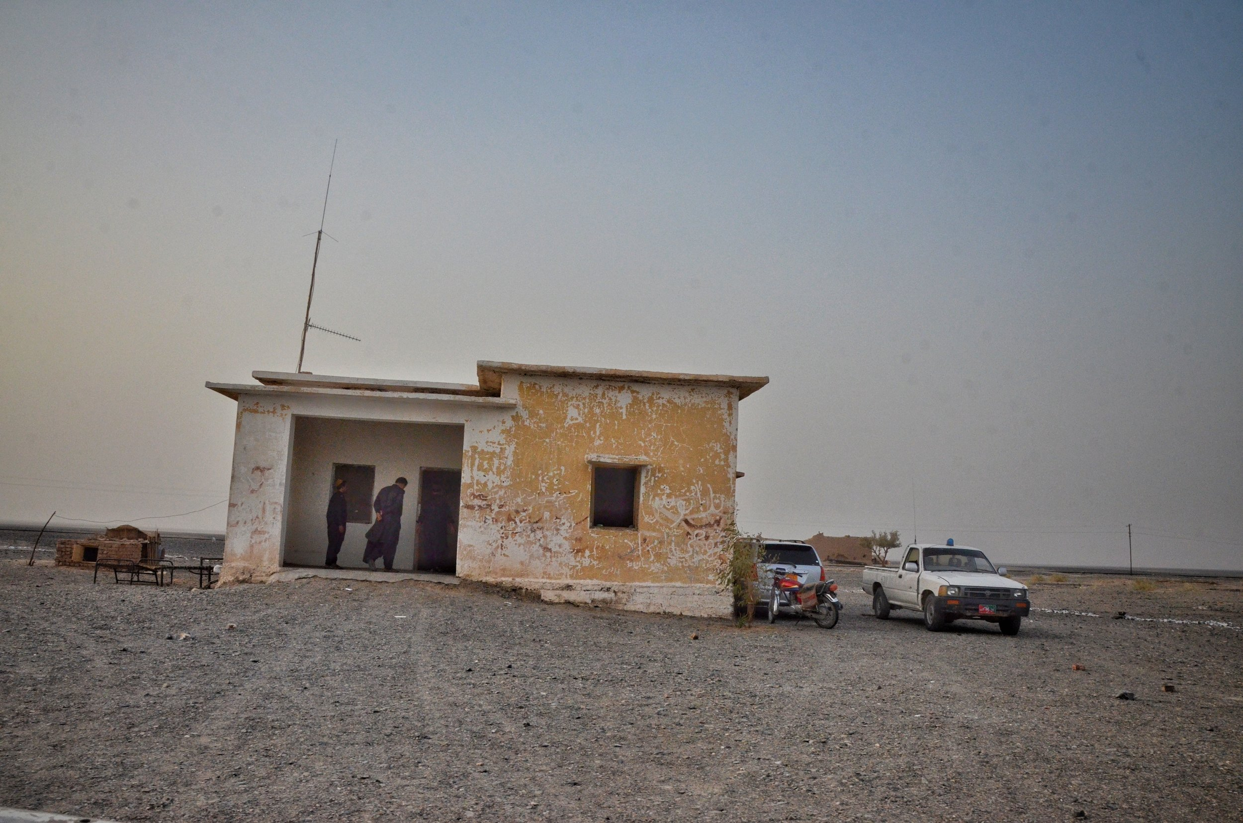 Typical Balochistan station