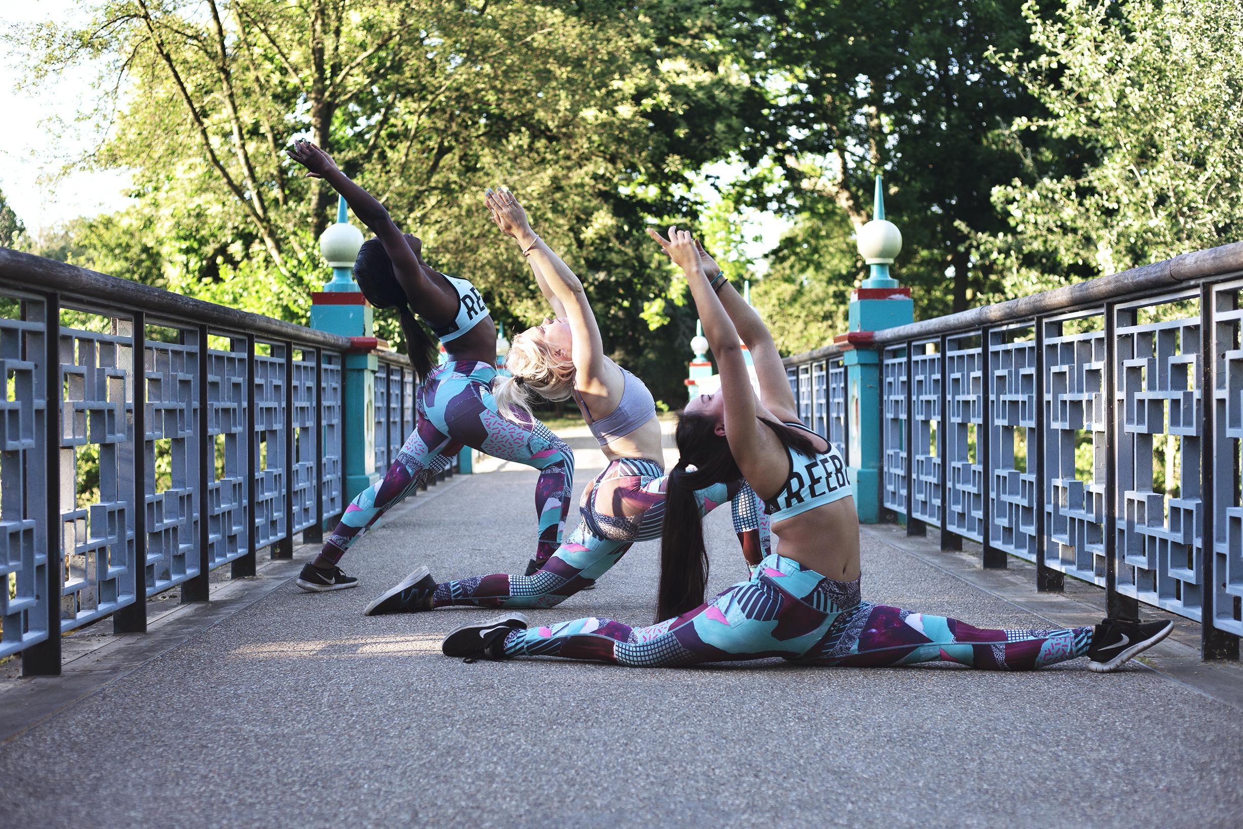 Yeh Yoga x AK Fit Club