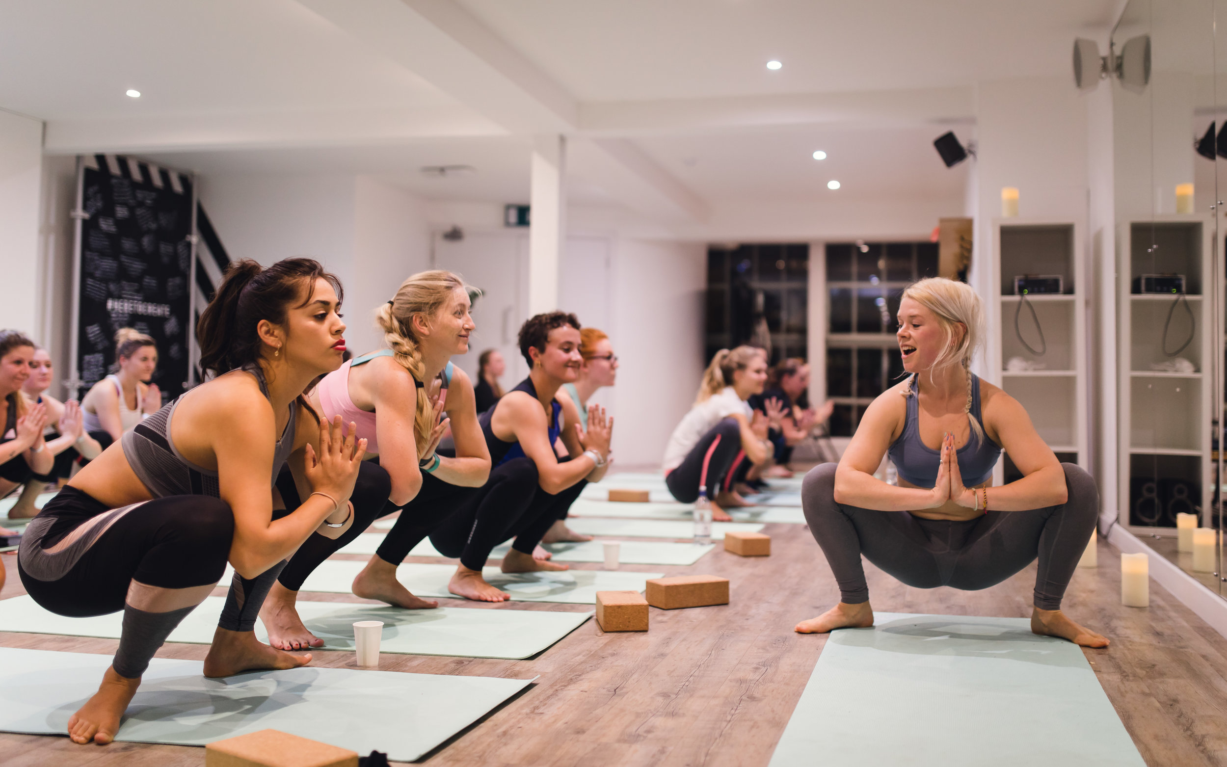 Recommendations - Don't just take my word for it!Whether thinking about starting yoga on your own, in a class, or in the workplace - here are some of the things attendees of my classes, events and corporate sessions have to say about YehYoga….