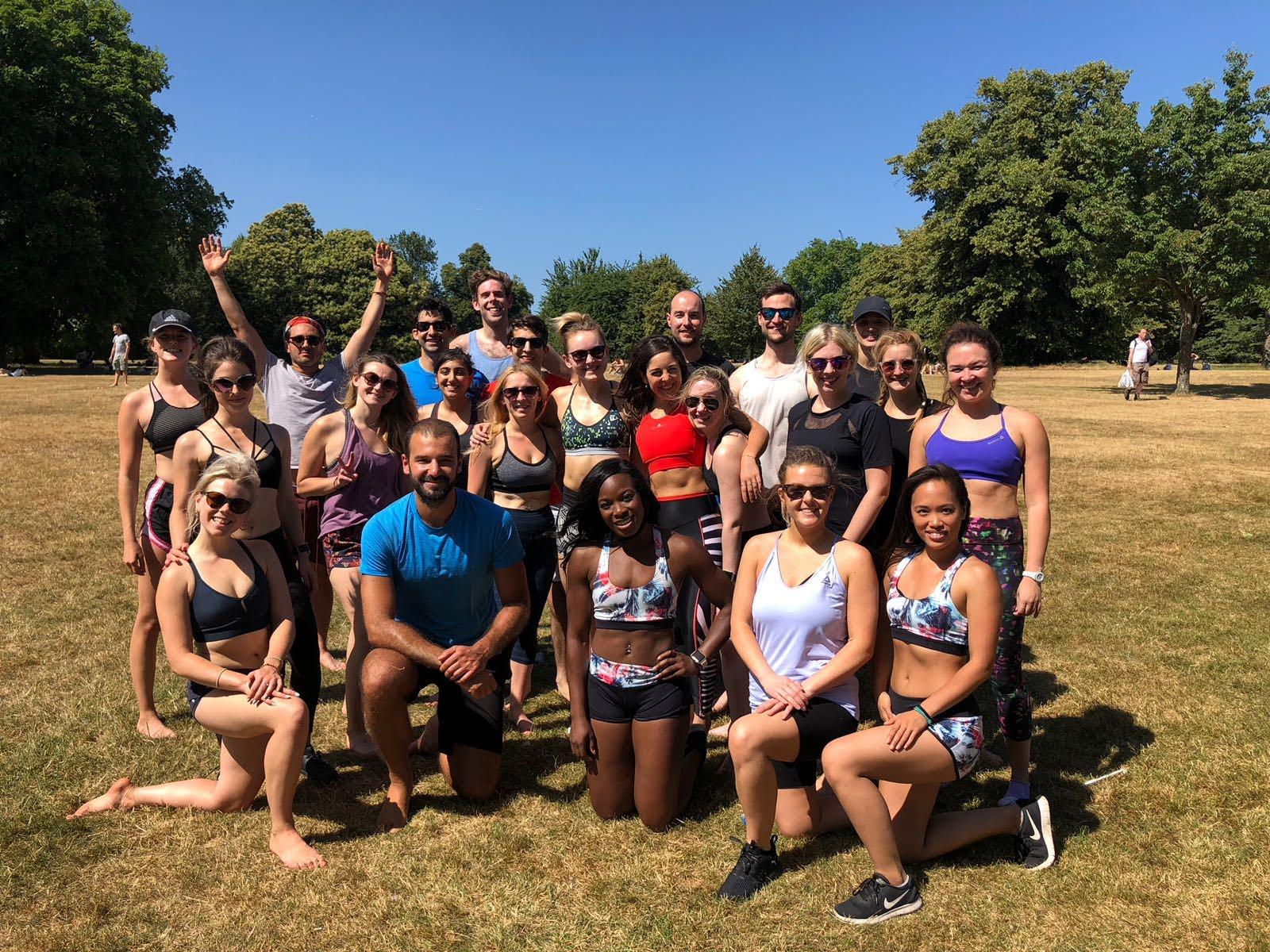 AK Fit Club x Yeh Yoga - Summer Special 2018