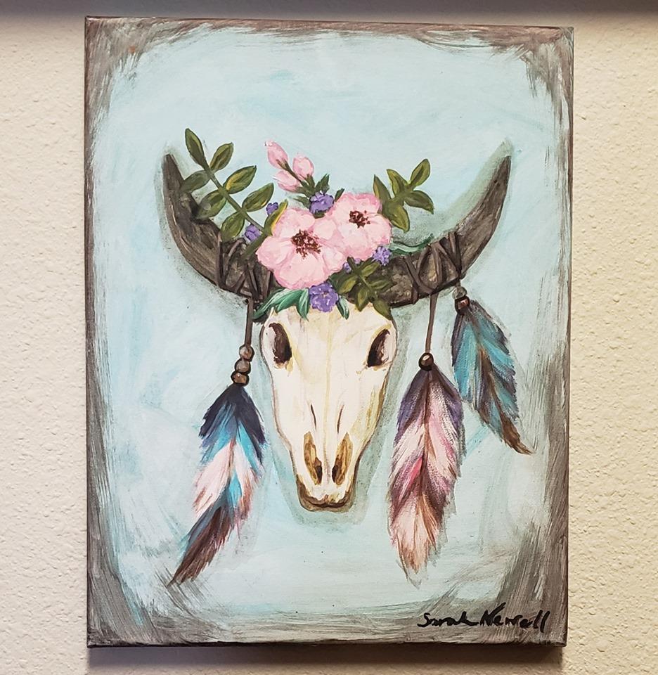 Weinhard Hotel - Bull Skull Painting Party.jpg