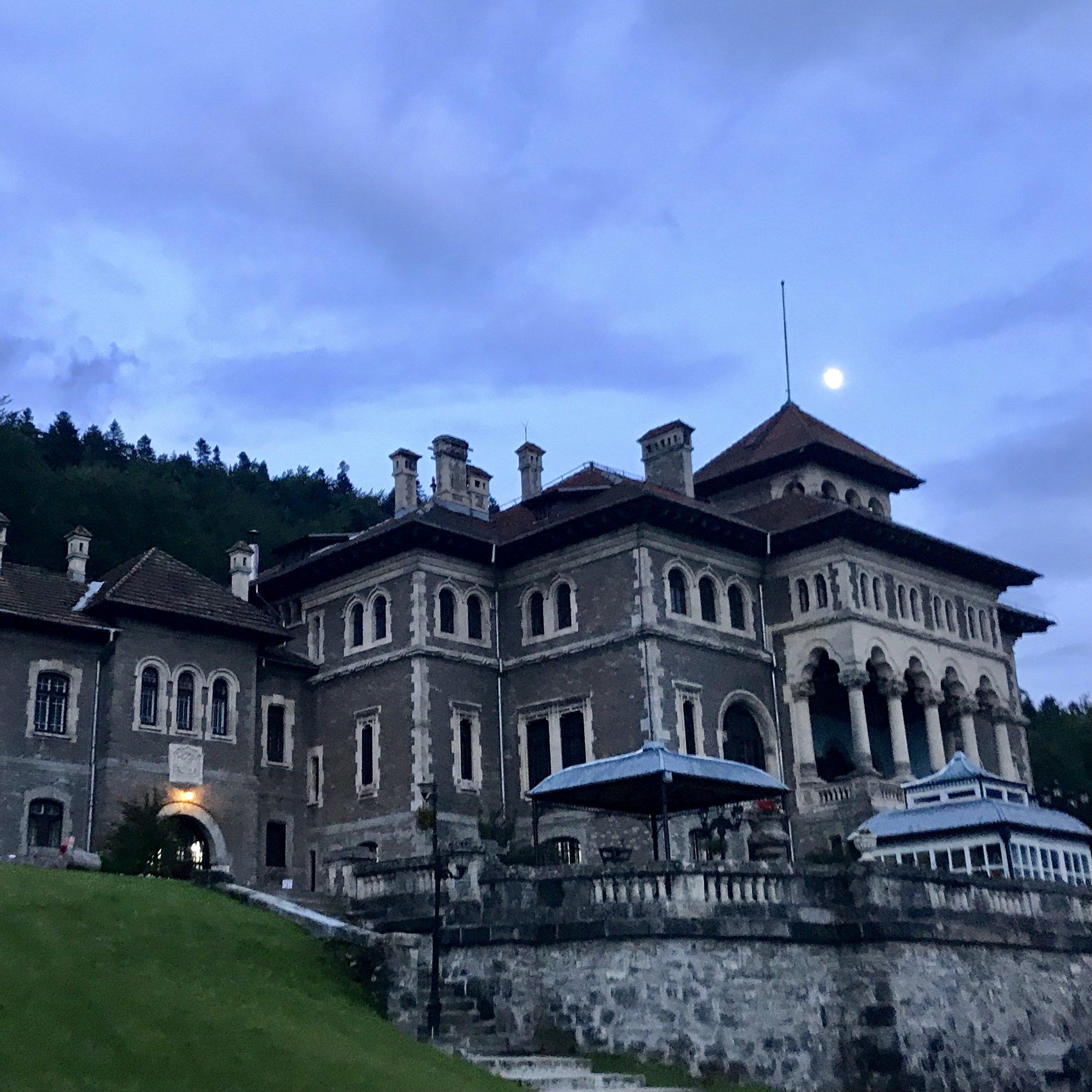 Castle in Busteni