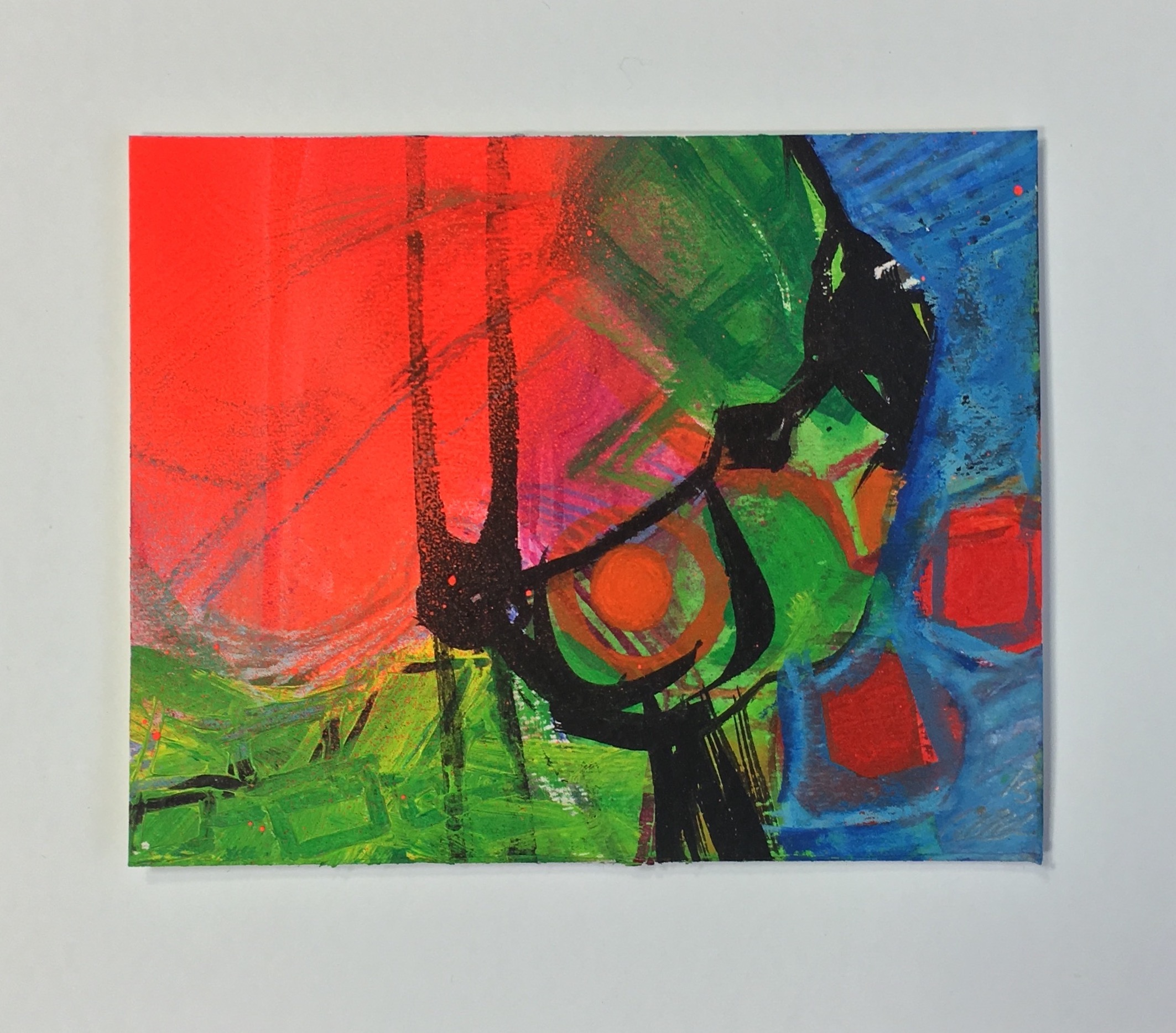 <b>Untitled Paper #4 </b> <em>(SOLD)</em>