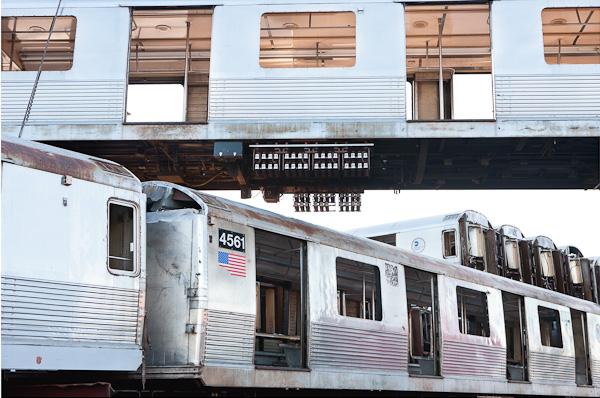 """""""Commute"""" C Print photograph"""
