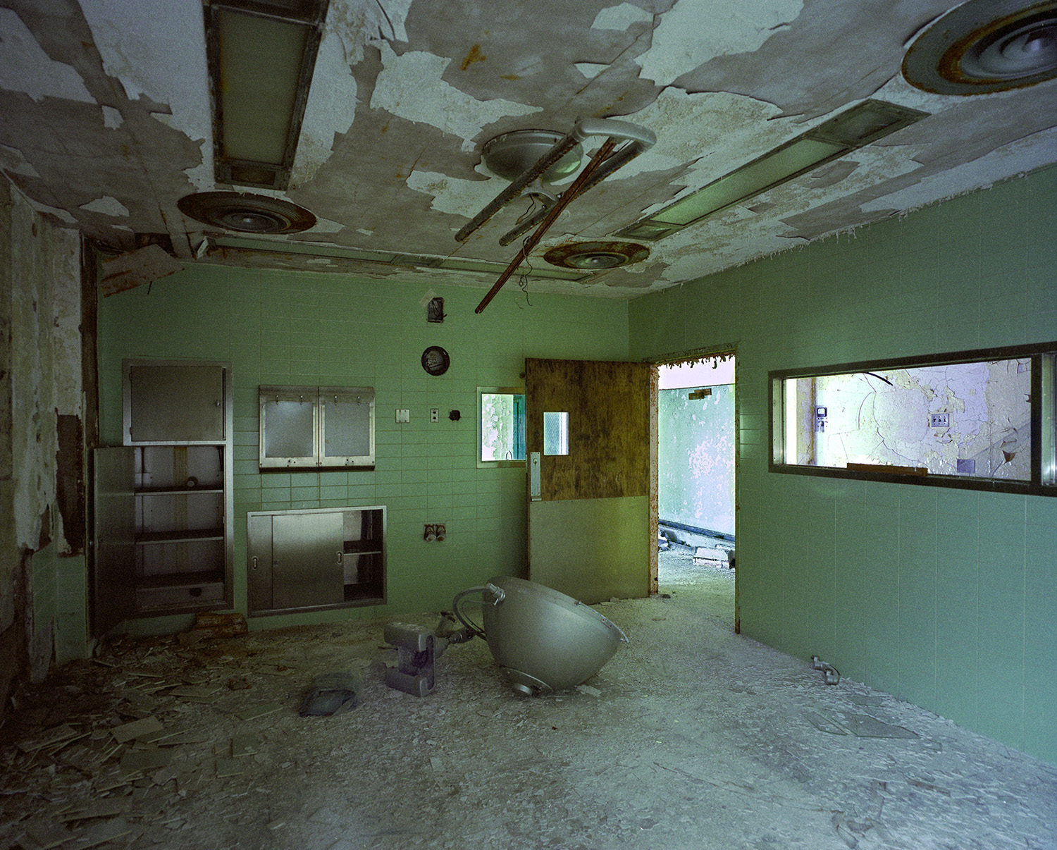"""""""Operating Room""""24""""x 30"""" photograph"""