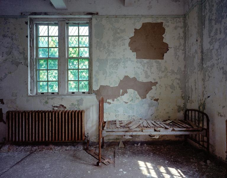 """""""Bed Window""""24""""x 30"""" photograph, edition of 5"""