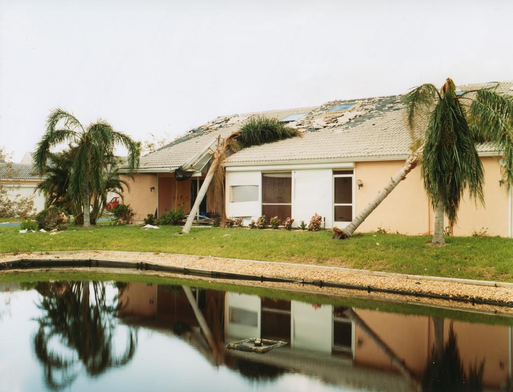 Sasha Bezzubov, Hurricane #2, Florida, 2004