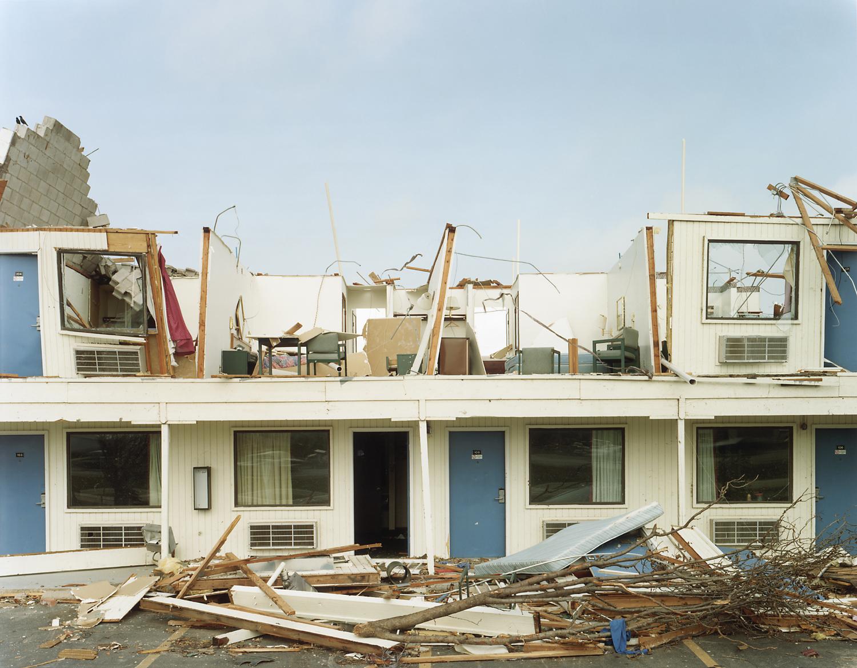 Sasha Bezzubov, Tornado #1, Oklahoma, 2003