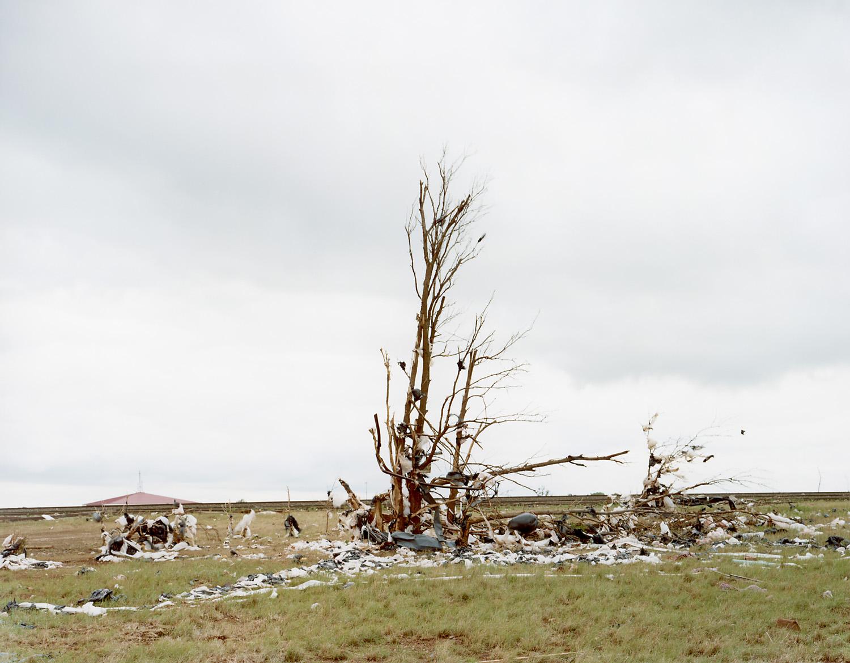 Sasha Bezzubov, Tornado #12, Oklahoma, 2004