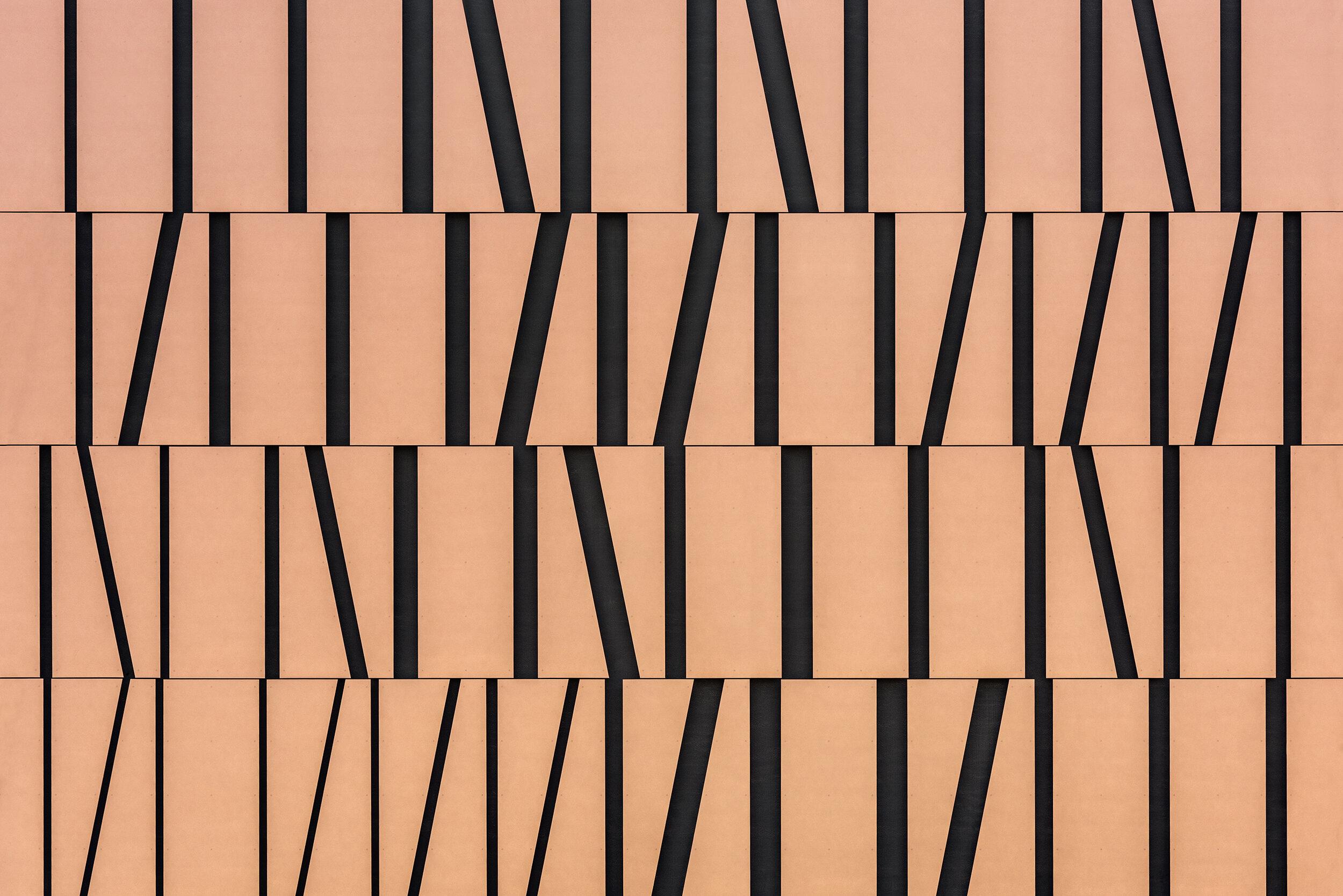"""Wallis Annenberg Center"" archival pigment print) limited edition color photograph"