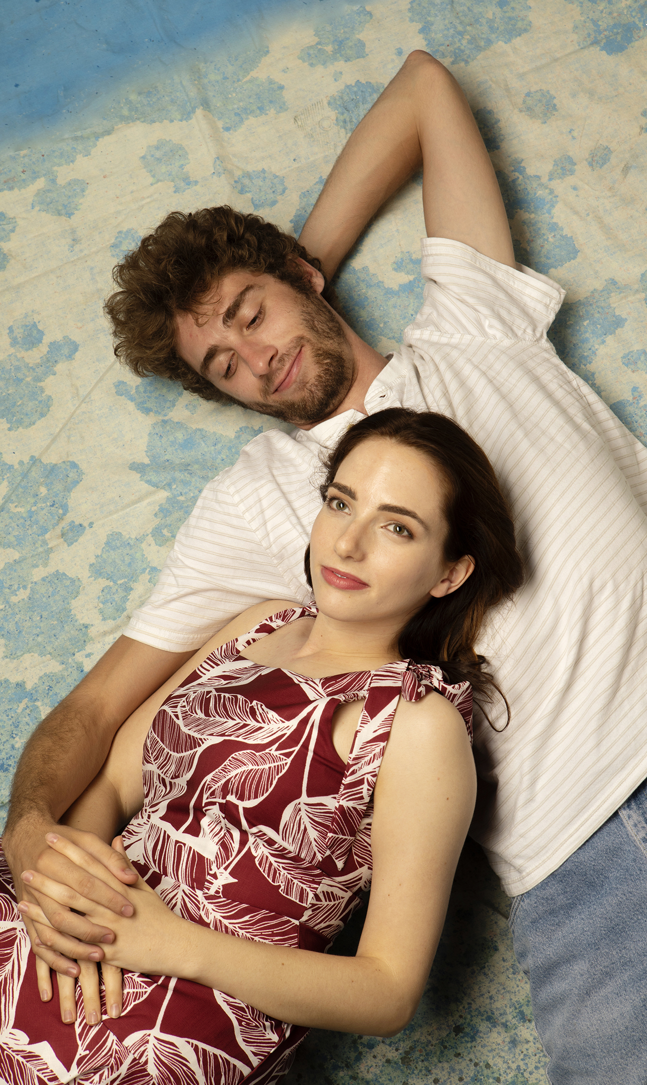 Kate Cannon and Adam Denoyer in Eurydice. Photo Tim Fuller.jpg