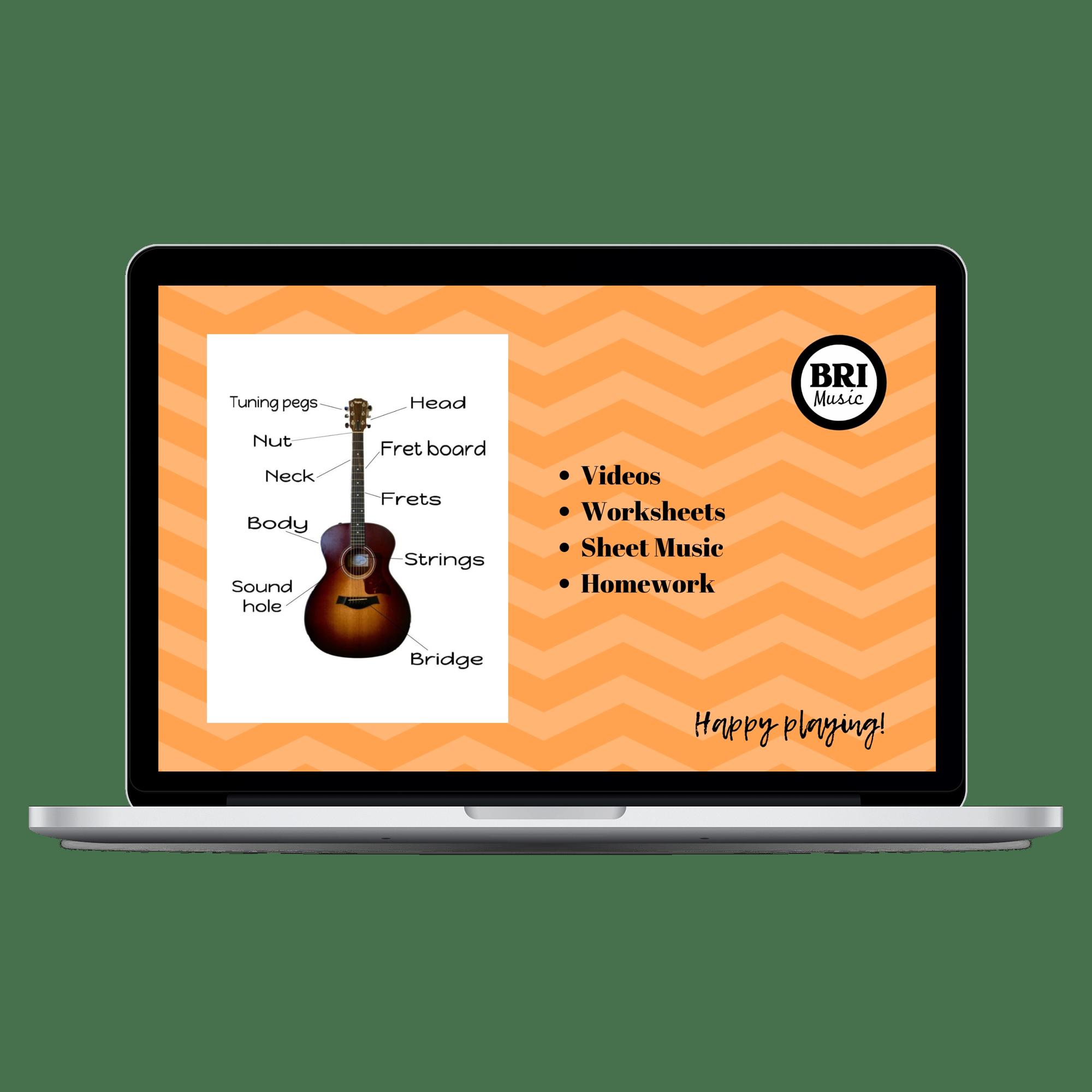 Videos Worksheets Sheet Music Homework_macbookpro13_front.png