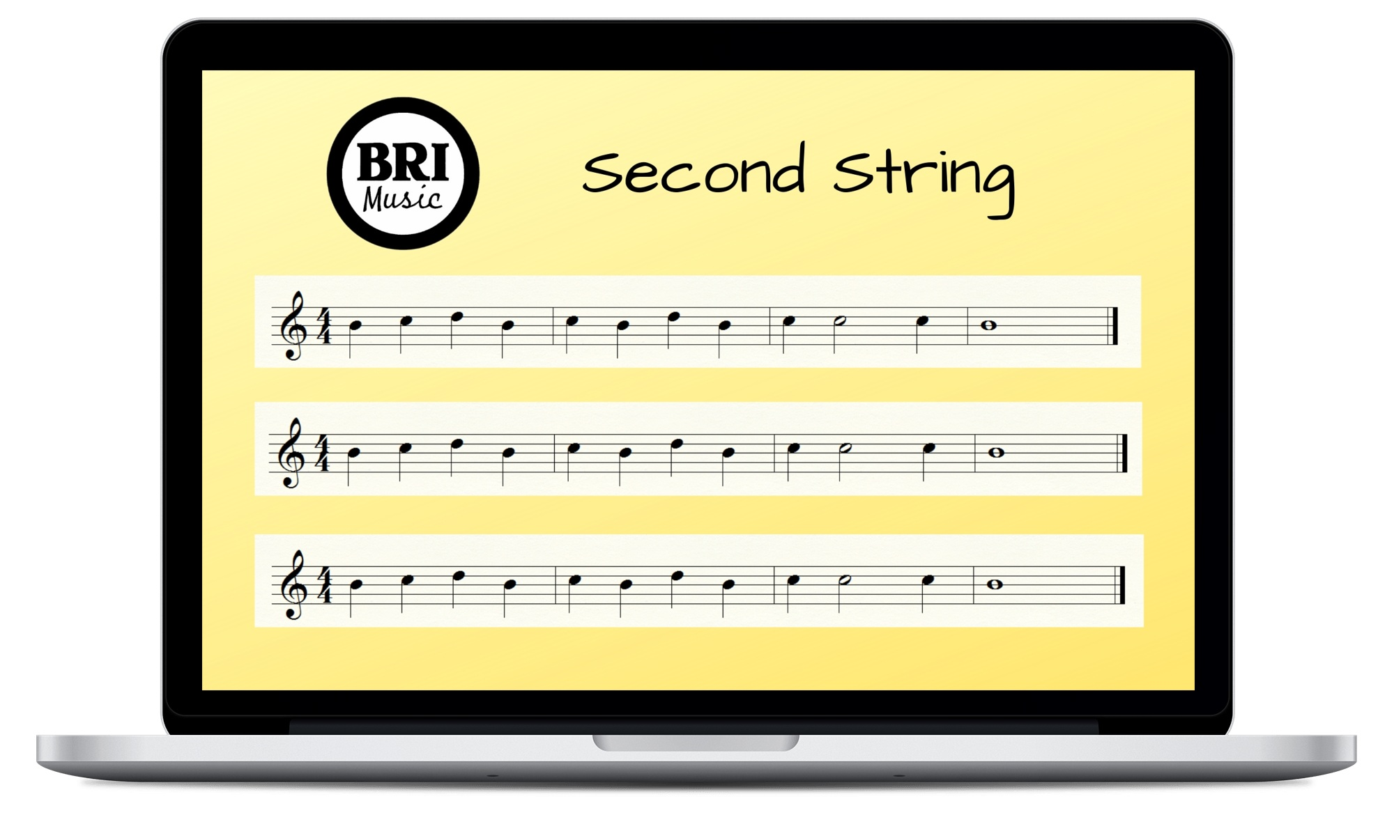 Online Lessons - Bri has created a way for parents and kids to take music lessons together online! This is an option for those who don't live in Tehachapi, are looking for a more flexible schedule, or want to learn music with your kids.