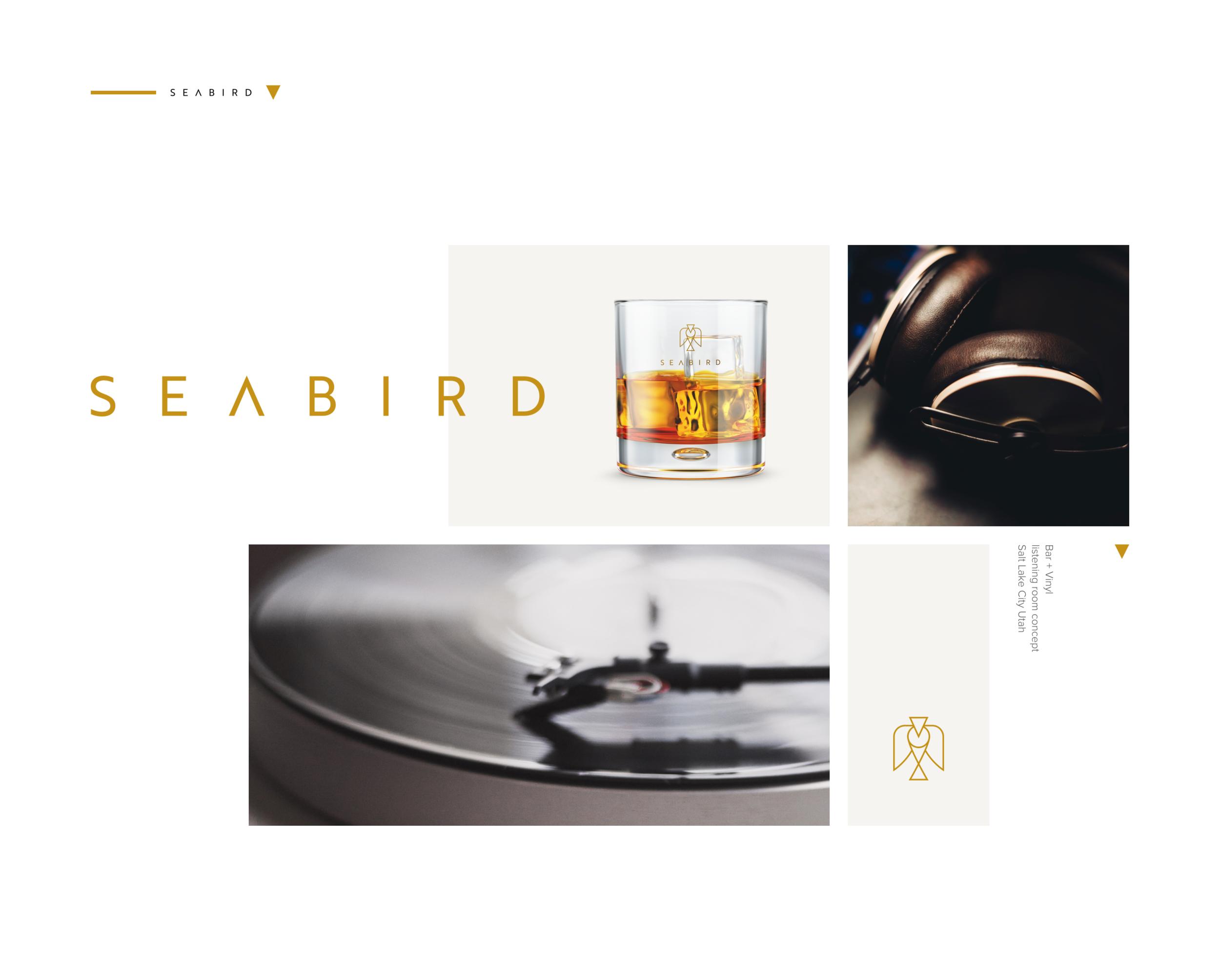 Design By DIamond - Seabird - Typography