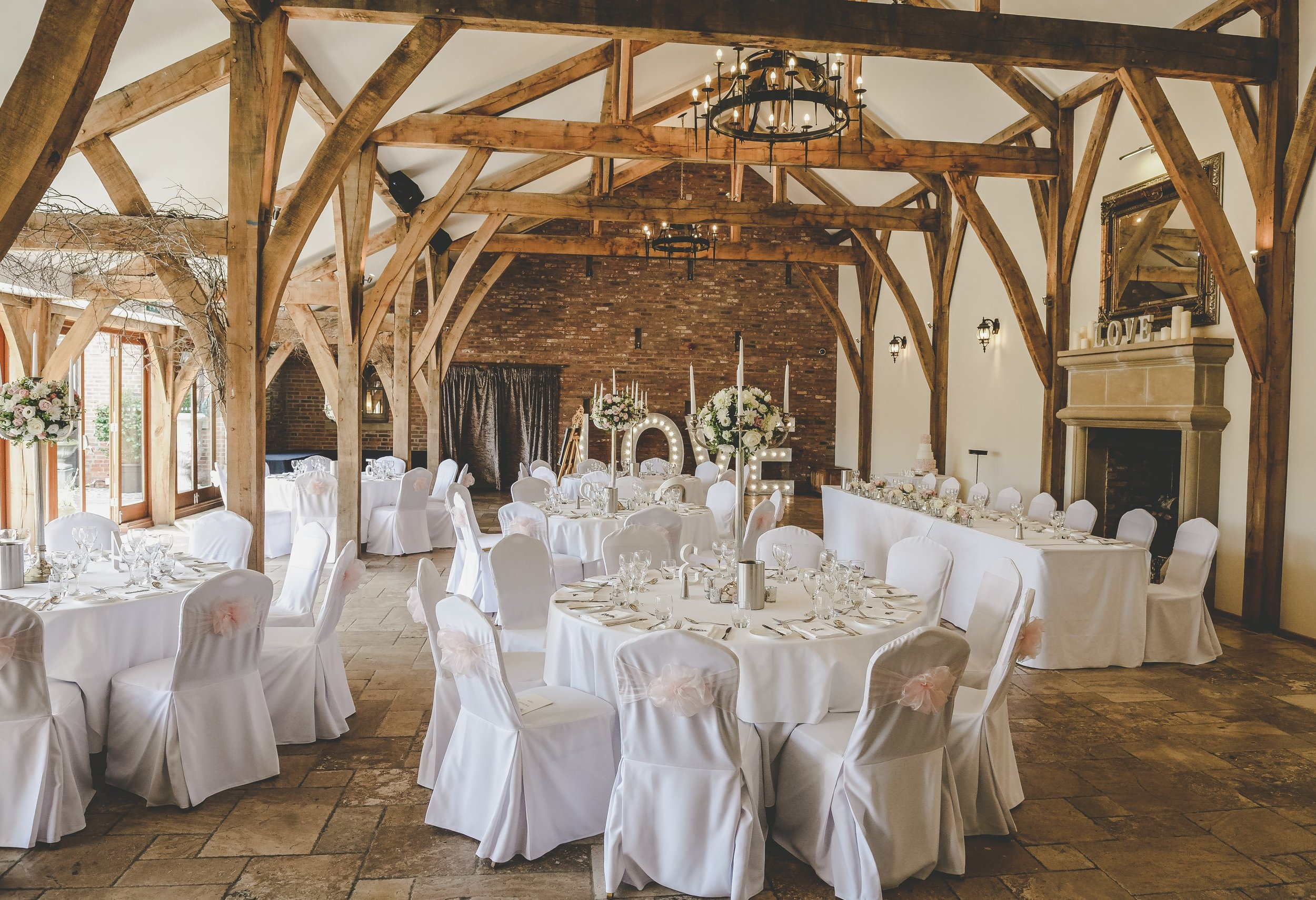 Wedding Decorations Nottingham, Derby and the East Midlands