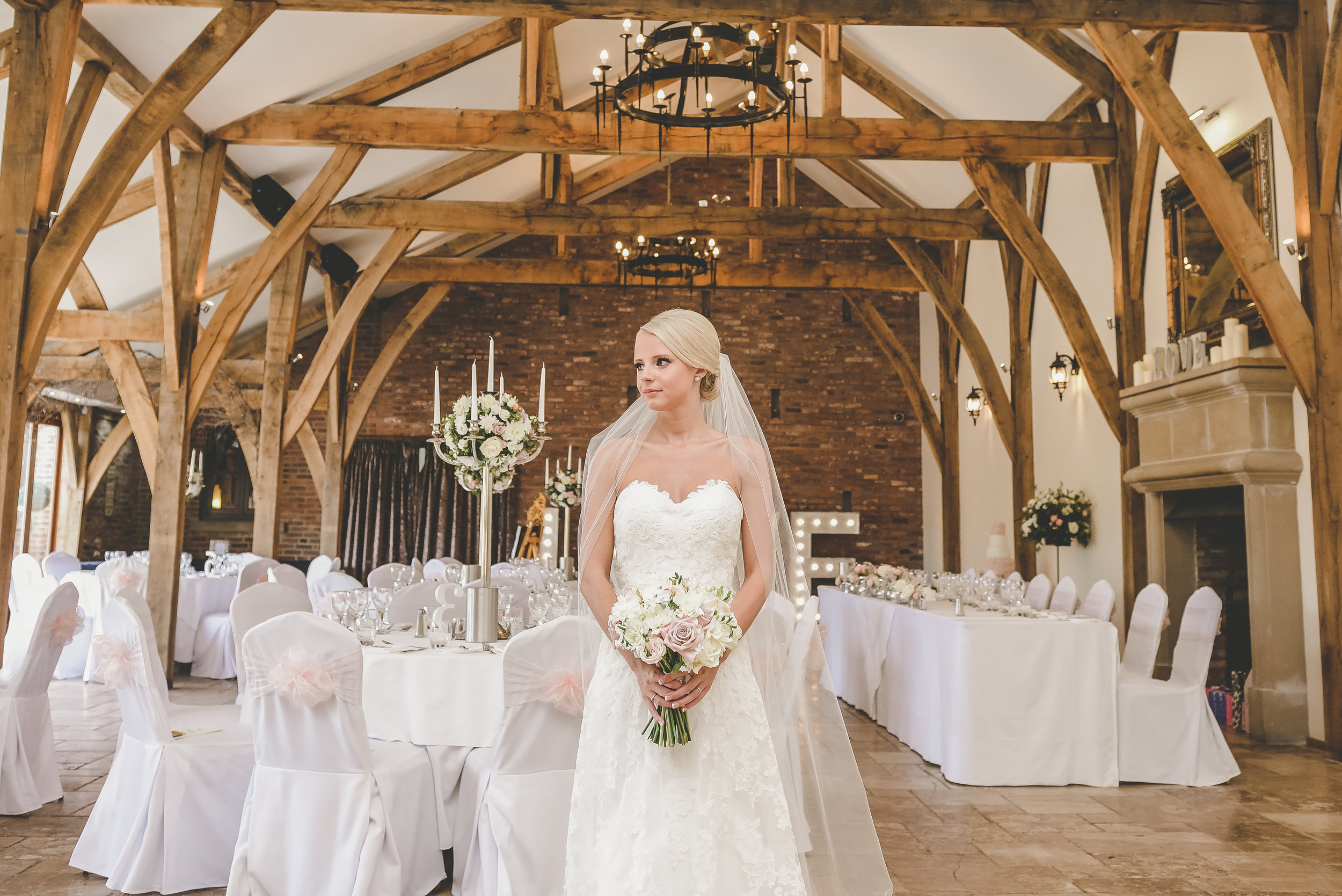 Swancar Farm Country House Wedding