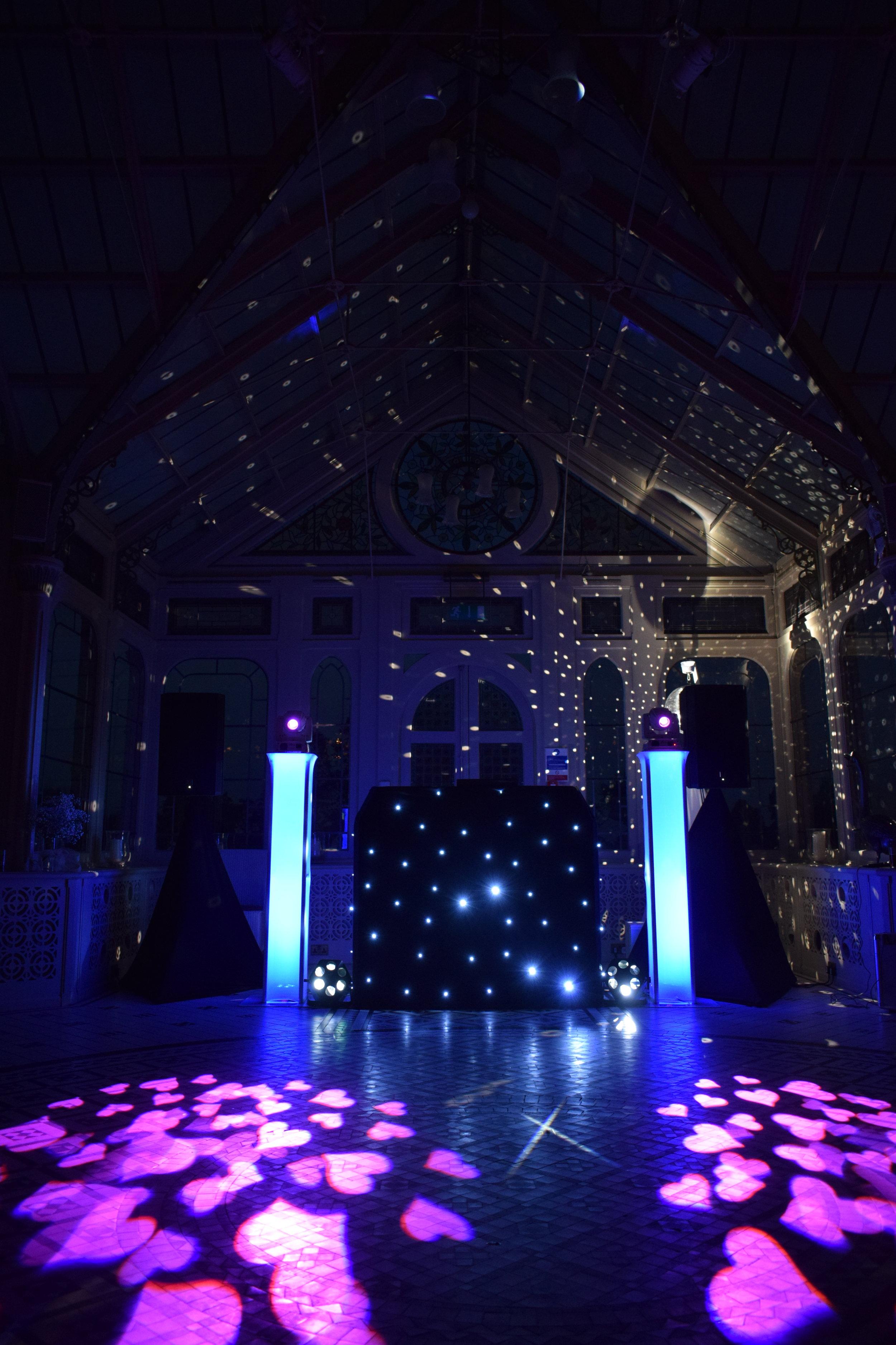 Kilworth House Wedding Disco